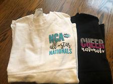 Varsity long sleeve cheer shirts
