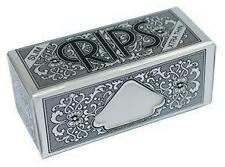 Rips Silver Xtra Thin Regular Cigarette Rolling Papers On a Roll 5 Rolls @ £5.34