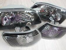 Headlight Corner Lights for 98 99 00 01 02 TOYOTA Corolla sedan AE110 E110 BK#lu