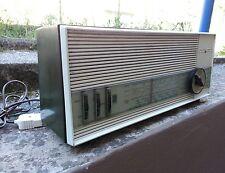 RADIO A VALVOLE MIVAR SAMAR CON FM SUONO FORTE E PULITO RESTAURATA ELETTRONICAM.