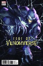 EDGE OF VENOMVERSE 1 GEORGE PARNELL SPIDERMAN McFARLANE VARIANT