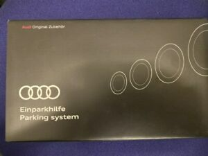 Brand new Genuine Audi A3 S3 Rear Parking Sensors 8V0054630A