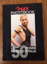 LC313_LE 50 DONNE PIU' BELLE D'ITALIA_MAX PHOTOBOOK_2003