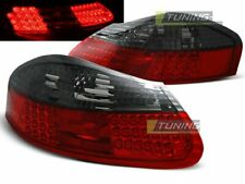 Tail Lights for Porsche BOXSTER 986 96-04 Red Smoke LED WorldWide FreeShip US LD