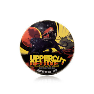 Uppercut Deluxe Deluxe Pomade Vantasy Limited Strong Hold Pomade For Men 100g
