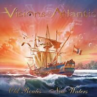 Visions Of Atlantis - Old Routes - New Waters [CD]