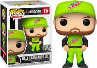 NASCAR - Dale Earnhardt Jr. in Green Suit #15 Pop! Vinyl