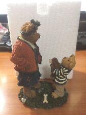 "Boyds Bears.""Momma Softheart w/ Bobby.Can I Keep Him?"".Retired, Rare"