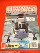 AIRCRAFT ILLUSTRATED - BOSNIA BOUND - MARCH 1993
