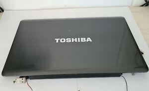 Toshiba Satellite L550 207 - Displaydeckel -  NR. 7