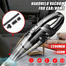 Cordless Portable Car Vacuum Cleaner Wet&Dry Handheld Cleaning/Home 4000Pa