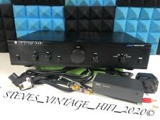 CAMBRIDGE AUDIO A300 V2 INTEGRATED AMPLIFIER N/MINT, NAD PP1 PREAMP L@@K FREE PP
