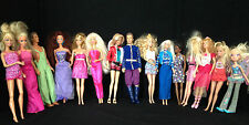 Lot of 15 Barbie & Other Dolls With Clothing & Accessories Some Vintage Lot #04