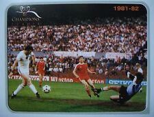 13 Champions of Europe 1955 - 2005 Finale 1981-82 Aston Villa - Bayern München