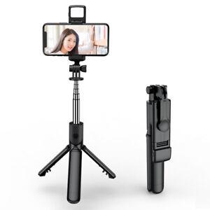 Telescopic Selfie Stick Tripod Monopod Phone Bluetooth Holder Extendable