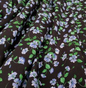 Woven Viscose Fabric 100% 'Villandry G' (per metre) dresses, tops