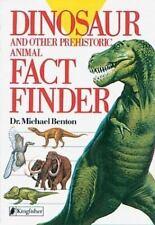 Dinosaur and Other Prehistoric Animal Fact Finder Michael Benton Paperback book