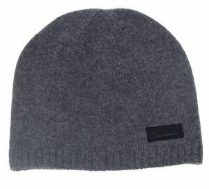 NEW Titleist Premium Cashmere Charcoal Grey Men's Beanie (Winter Hat)