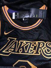 Kobe Bryant 8 24 Black Mamba Lakers Jersey Collection Men's Xl Nba Basketball