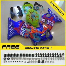 Fairings Bodywork Bolts Screws + Tank Cover For HONDA CBR600F4i 2001-2003 49