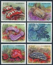 Fiji 692-697,MNH.Michel 690-695. Marine life 1993:Nudibranchs.