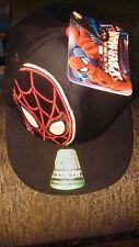 Marvel Spider-Man Boys Youth Baseball Hat Cap