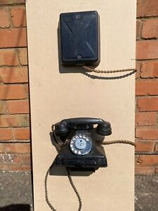 Vintage Wall Mounted Phone