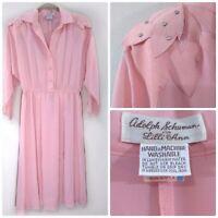 OOAK Vintage Style *Size XL* Satin Nylon Lace Pantyslip Panties Pettislip Half Slip