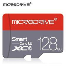 Carte Mémoire MicroSD-HC MICRODRIVE 128GB-Dispo aussi 8/16/32/ ou 64 Gb+lecteur