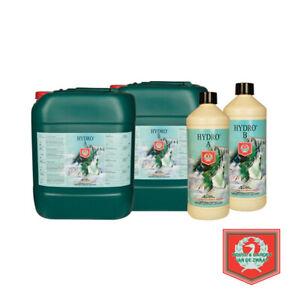 House & Garden Hydro Base A&B Nutrient - 1L 5L 10L 20L | Improves Plant Growth