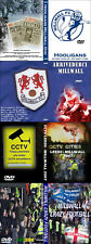4 DVD SET MILLWALL HOOLIGANS  | BUSHWACKERS | F-TROOP |