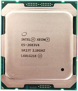 Intel Xeon E5-2683V4 SR2JT 2.10Ghz 9.6GT/s 16 Core 40MB LGA2011 CPU
