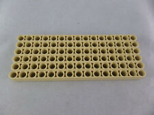 Lot Of 6 LEGO Technic 1x15 Thick Tan Liftarm 32278 64871