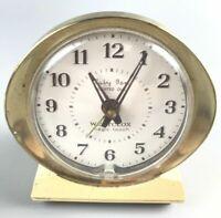 Vintage Westclox Baby Ben Lighted Dial Alarm Clock- 2220