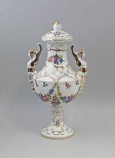 Deckel-Amphoren-Vase mit Galleonsfiguren 9987198
