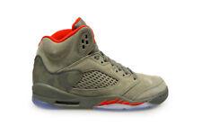 Juniors Nike Air Jordan 5 Retro BG - 440888 051 - Dark Stucco Red River Rock Tra