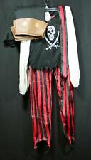 Teen Adult Rubies Halloween Sensations Pirate Girl Costume Sz 2-6