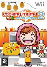 Gioco WII COOKING MAMA 2: World Kitchen Cucina mondiale