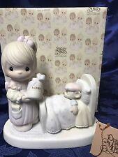 "Precious Moments ""Make Me A Blessing"" Figurine #100102"