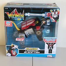 2017 Playmates Voltron 84 Classic Black Lion Action Figure Vehicle