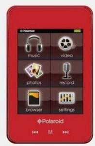 Polaroid Music & Video Player, 8GB