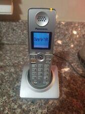 TGA571 S PANASONIC handset cordless phone  PQLV30043ZAS 5.8GHz cradle