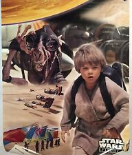 Taco Bell Star Wars Episode One The Phantom Menace Poster One