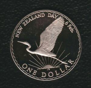 NEW ZELANDA  1 DOLLAR 1974