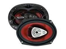 """New BOSS CH6930 CHAOS EXXTREME 400W 6"""" X 9"""" 3-Way Car Audio Speakers (Pair)"""