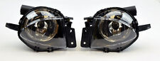 Clear Front Euro Fog lights FITS BMW E90 3 Series 4dr Sedan Saloon