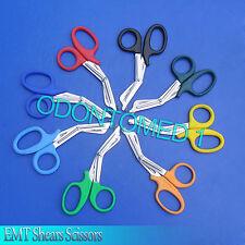 100 Emt Shears Scissors Bandage Paramedic Ems Supplies 55