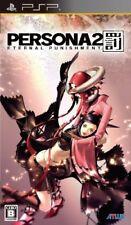 Persona 2: castigo eterno-PSP