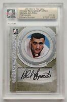 2007-08 ITG Ultimate Memorabilia 7/30 Phil Esposito Autograph Card