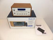 Tivoli Audio Model CD Compact Disc Player CD Player Holzoptik